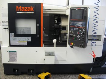 MAZAK QUICK TURN NEXUS 200-II MSY